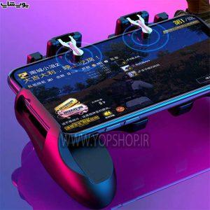 دسته بازی موبایل