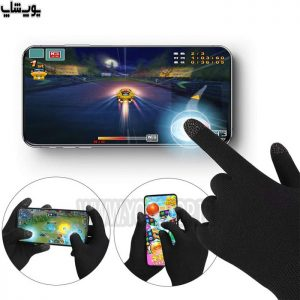 دستکش ضد عرق نانو موبایل و تبلت