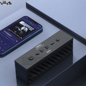 اسپیکر بلوتوثی و سیمی Remax Bluetooth Speaker RB-M3