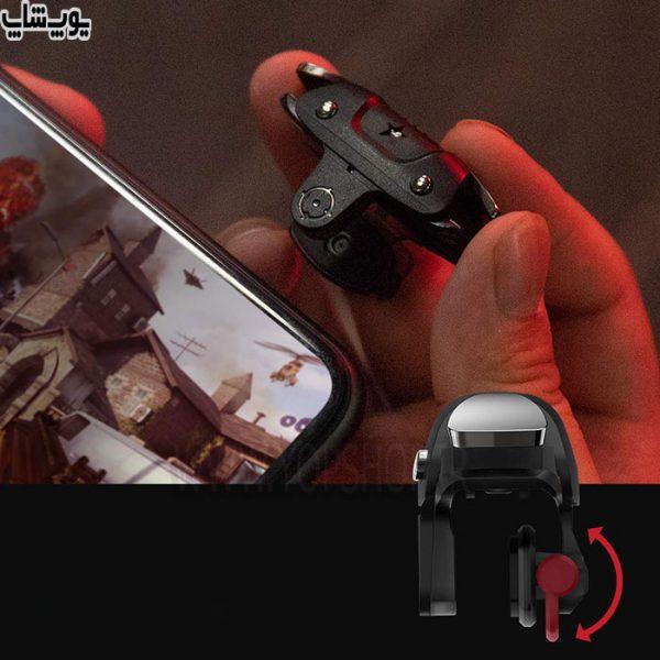 دسته پابجی و کالاف دیوتی لیزری Falcon mini F5