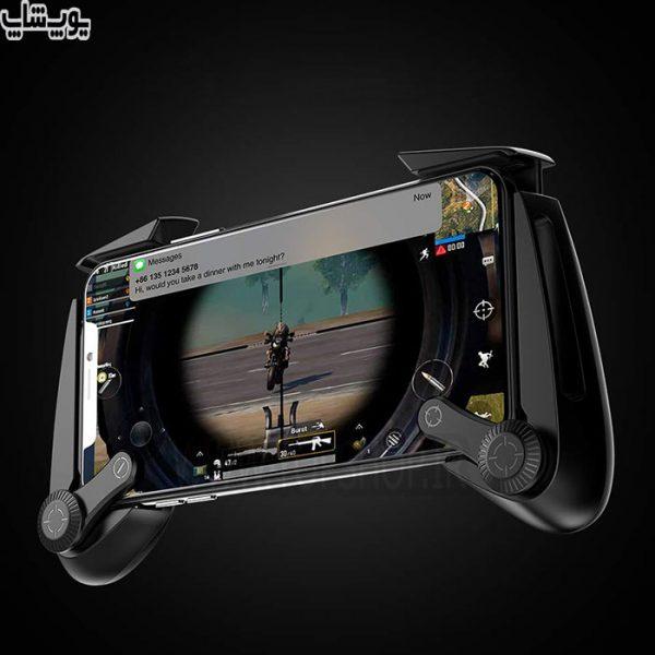 دسته پابجی و کالاف دیوتی لیزری گیم سیر F3 Plus
